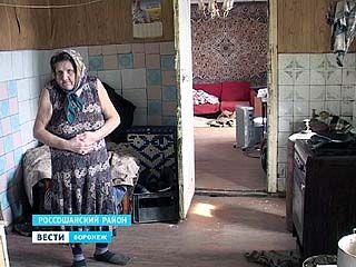 Жители поселка Начало несколько лет просят о капремонте своих домов