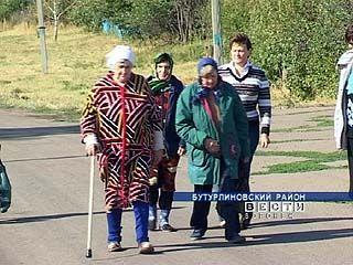 Жители поселка Зеленый Гай остались без автобусного сообщения
