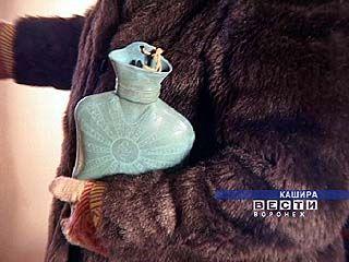 Жители райцентра Каширское замерзают