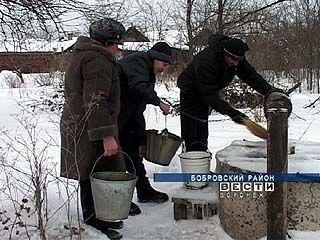 Жители села Хреновое Бобровского района рискуют остаться без воды