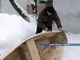 Жители села Лушниковка готовятся к паводку