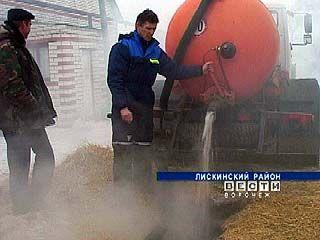Жители села Нижний Икорец несколько дней остаются без воды