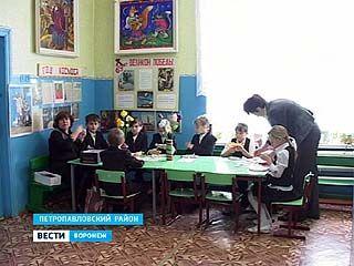 Жители села Новобогородицкое пытаются сохранить школу