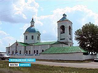 Жители села Новотолучеево Воробьевского района ищут деньги для церкви