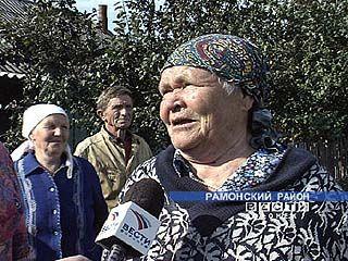 Жители села Скляево остались без воды