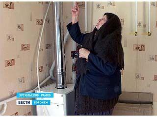 Жители села Ячейка останутся без газа в новогодние праздники