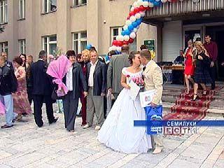 Жители Семилук отметили День города
