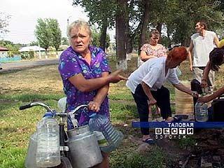 Жители Таловой уже три месяца живут без воды