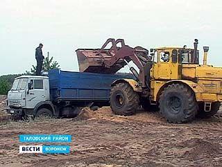 Жители Таловского района победили незаконный карьер