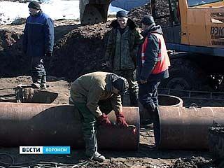 Жители трёх улиц Советского района оставались без воды целые сутки