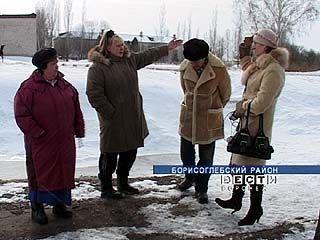 Жители Воскресёновки добиваются участия власти в прокладке газа