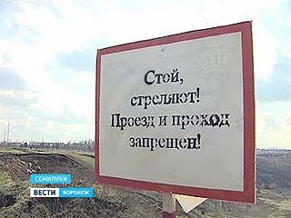 Жительницу Семилук подстрелили не военные