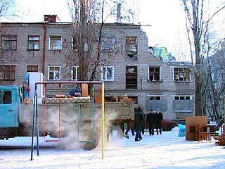 Жителям дома, разрушенного взрывом газа, предоставлены квартиры
