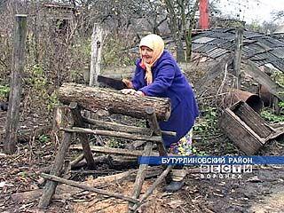 Жителям хутора Рахмановка газ ни к чему