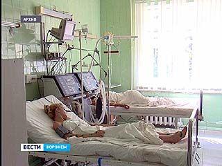 Жизни 13 человек унесла эпидемия гриппа в этом году в Воронежской области