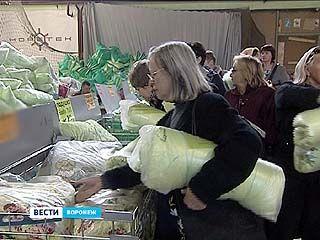 Знаменитая ивановская продукция снова в Воронеже