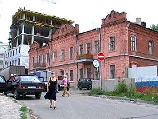 Знаменитый дом Ростроповичей на грани разрушения