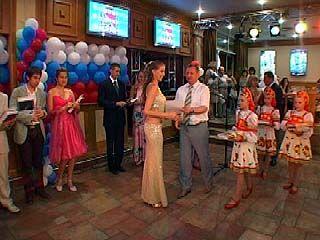 Золотых медалистов чествовали в Воронеже