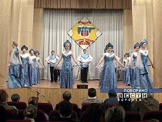 Зрительный зал открылся в Поворинском доме культуры