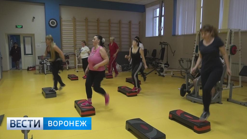 Жительницы одного из районов Воронежской области решили массово похудеть к Новому году