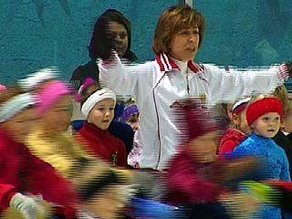 Звезда отечественного спорта Ирина Роднина - в Воронеже
