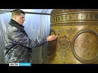 Звон воронежских колоколов услышит Крым. Как у нас готовят звонницу для Бахчисарая?