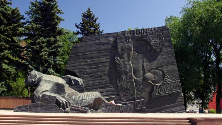 24 января 1967 года. В Воронеже открыт Памятник Славы