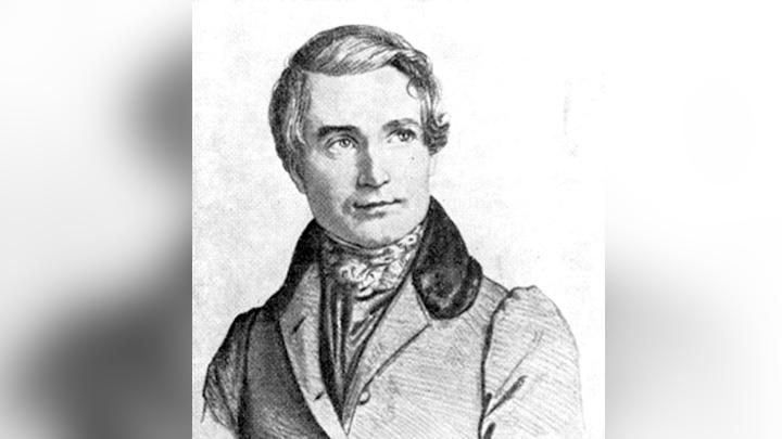 15 октября 1809 года. В Воронеже родился поэт Алексей Кольцов