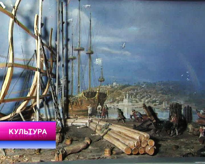Вести-Культура: Воронеж и русский флот, национальная кухня и реалистичная «анималистика»