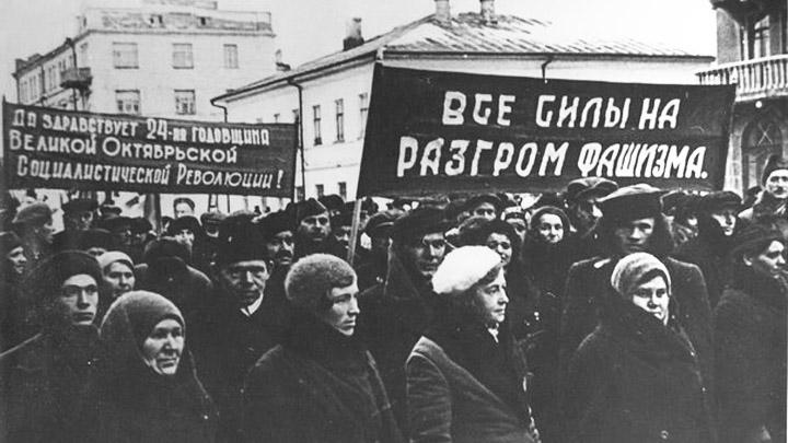 7 ноября 1941 года. Легендарный парад в годовщину Октябрьской революции
