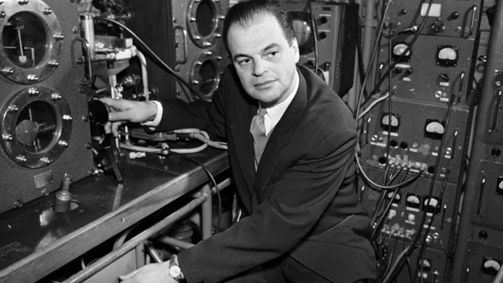 14 декабря 1922 года. Родился нобелевский лауреат Николай Басов