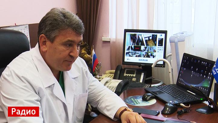 Иван Мошуров рассказал о строительстве хирургического комплекса для воронежского онкодиспансера