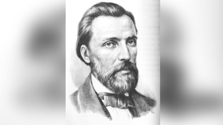 3 октября 1824 года. В Воронеже родился поэт и прозаик Иван Саввич Никитин