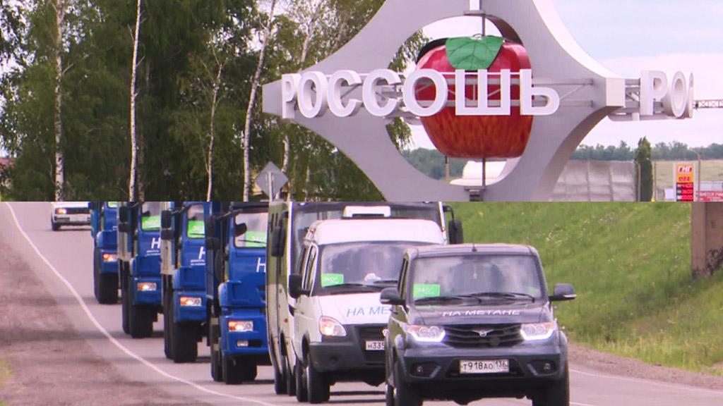 Экологически чистым транспортом по заповедным местам Воронежской области – Россошь