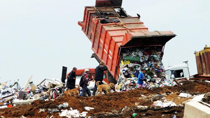 Как в Воронежской области решают проблему утилизации мусора