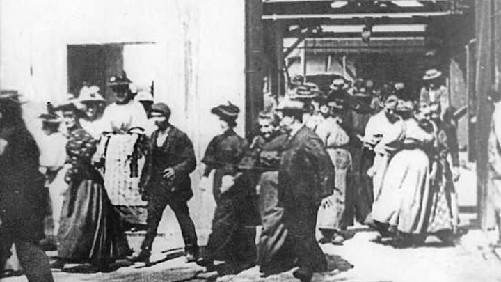 7 августа 1907 года в Воронеже открылся первый кинотеатр «Биограф»