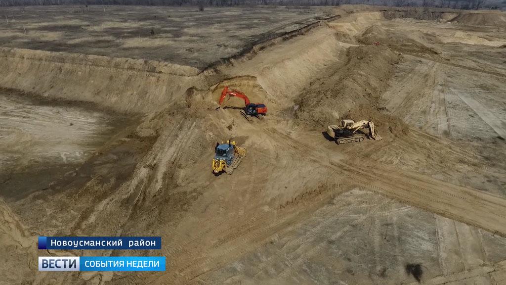 «События недели»: полигона ТБО в Новоусманском районе не будет
