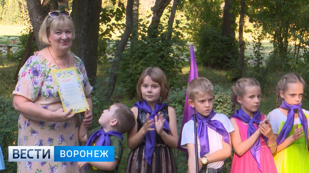 Большие достижения «маленьких» вожатых. Весёлое лето в детском лагере «Ландыш»