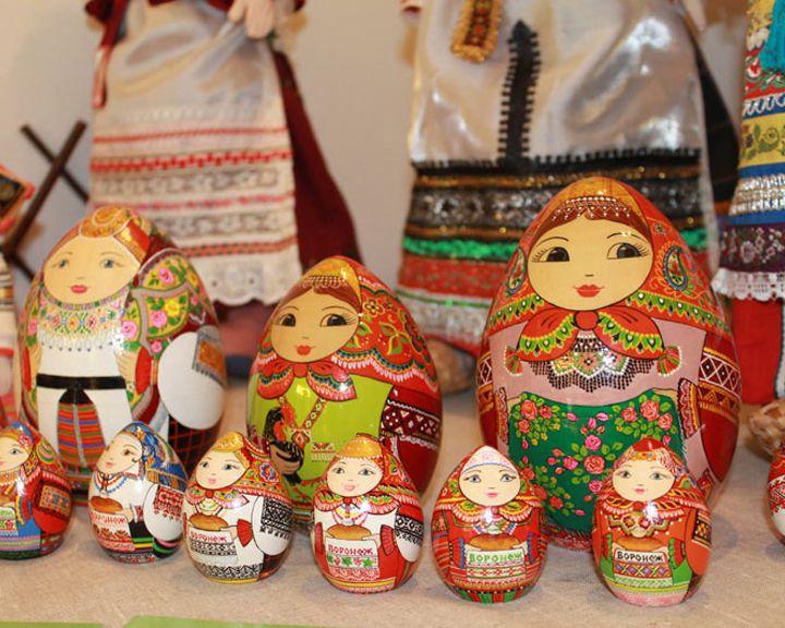 Какие сувениры увозят туристы из Воронежской области