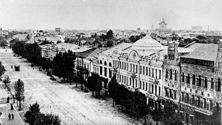 В августе 1805 года в Воронеже впервые введена должность архитектора