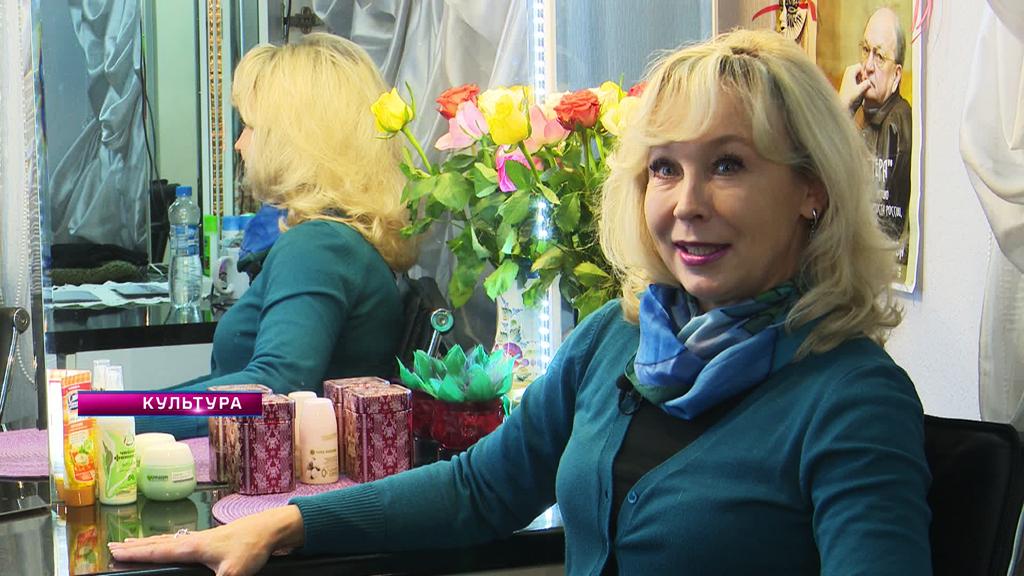 Эксклюзивное интервью великолепной Ольги Рыбниковой и многообразие выставок