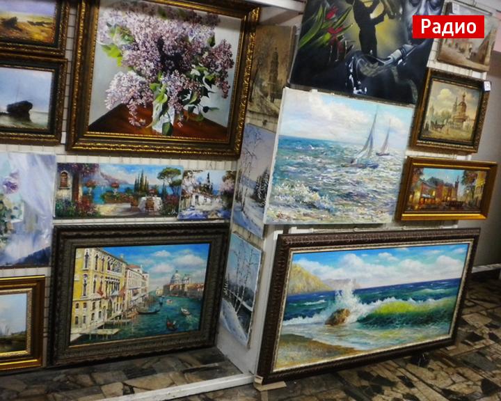Воронежские филологи объяснили разницу между вернисажем и выставкой