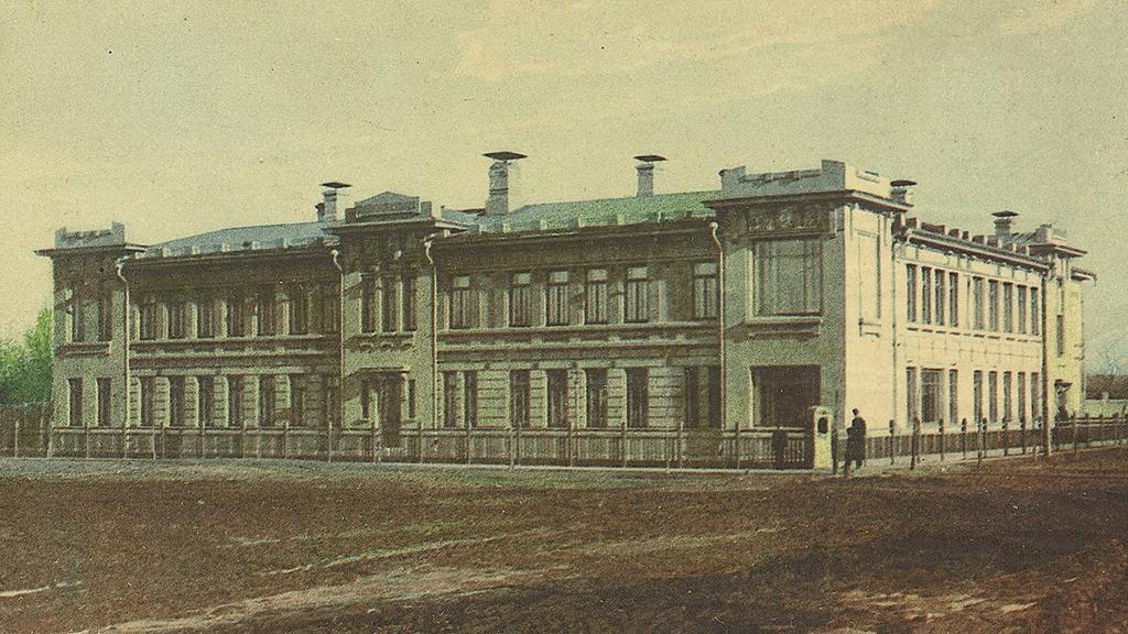 В августе 1898 года в Воронеже открыта бесплатная глазная лечебница