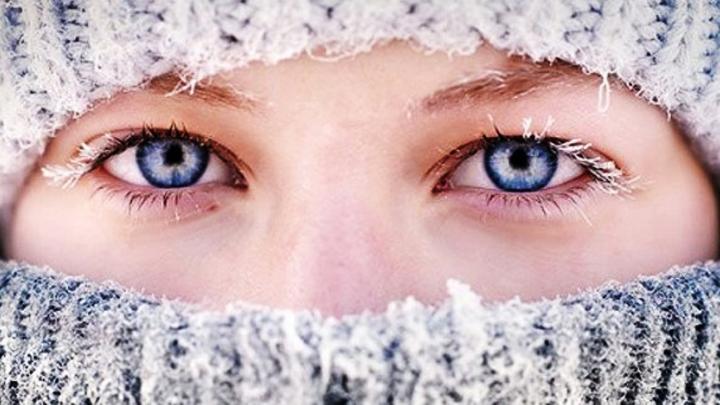 «Наш рецепт»: как сохранить здоровье глаз зимой