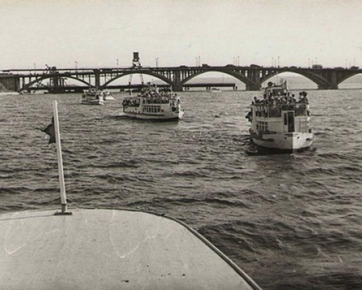 Воронежское водохранилище запущено в эксплуатацию в апреле 1972 года