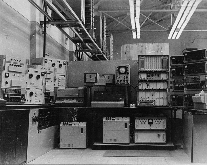 18 февраля 1958 года создан Воронежский научно-исследовательский институт связи