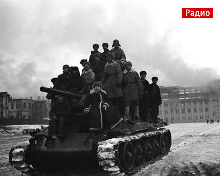 К 75 годовщине освобождения Воронежа готовят военно-историческую реконструкцию