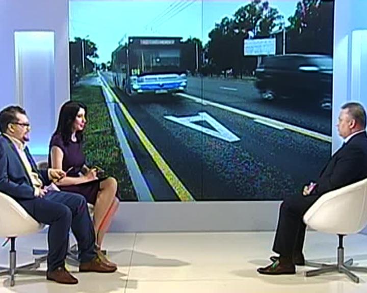 С появлением в Воронеже «выделенки» для общественного транспорта лихих маршрутчиков будут наказывать рублём