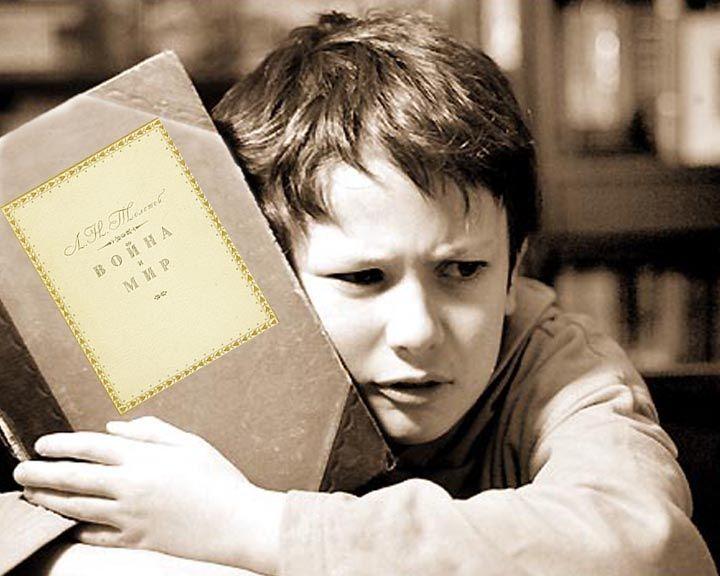 Вести-Образование: «Война и мир» – книга для школьников или взрослых людей?