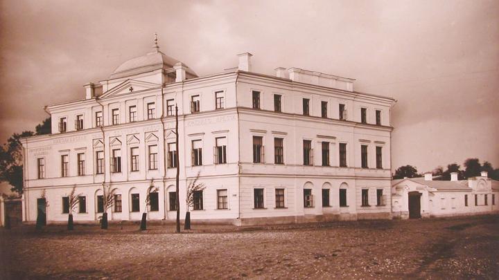 8 декабря 1872 года. В Воронеже открылось общество Красного Креста